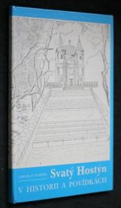 náhled knihy - Svatý Hostýn v historii a povídkách