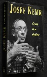 náhled knihy - Josef Kemr : český Don Quijote