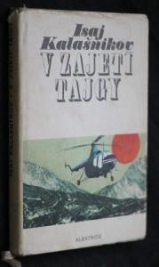 náhled knihy - V zajetí tajgy