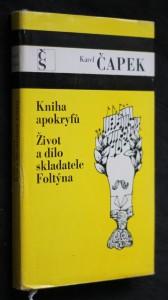 náhled knihy - Kniha apokryfů ; Život a dílo skladatele Foltýna