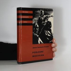 náhled knihy - Poslední Mohykán