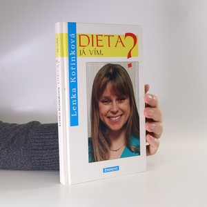 náhled knihy - Dieta? Já vím