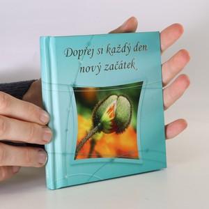 náhled knihy - Dopřej si každý den nový zížitek
