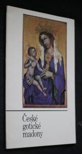 náhled knihy - České gotické madony