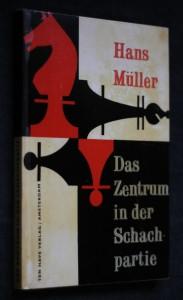 náhled knihy - Das zentrum in der schachpartie