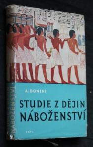 náhled knihy - Studie z dějin náboženství