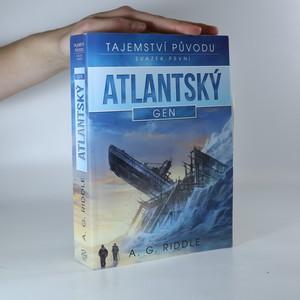 náhled knihy - Atlantský gen. Tajemství původu