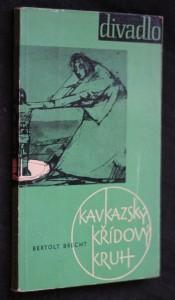 náhled knihy - Kavkazský křídový kruh