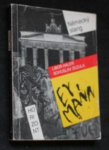 náhled knihy - Ey, Mann! : (Die Jugend- und Umgangssprache im Deutschen) : německý slang