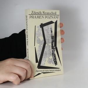náhled knihy - Pramen poznání. Zapomenuté nauky řeckých křesťanů