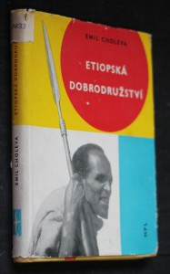 náhled knihy - Etiopská dobrodružství