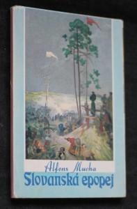 náhled knihy - Slovanská epopej