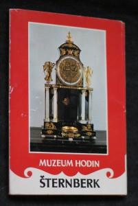 náhled knihy - Muzeum hodin Šternberk