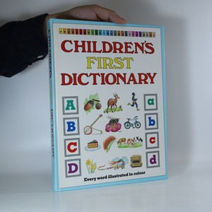 náhled knihy - Children´s first dictionary