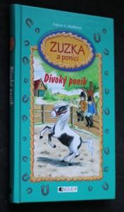 náhled knihy - Zuzka a poníci: divoký poník