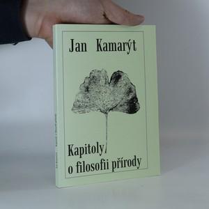 náhled knihy - Kapitoly o filosofii přírody