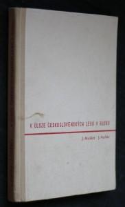 K úloze československých legií v Rusku