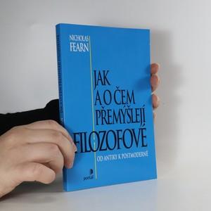 náhled knihy - Jak a o čem přemýšlejí filozofové