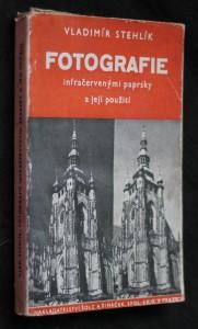 náhled knihy - Fotografie infračervenými paprsky a její použití