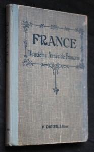 náhled knihy - France 2. année de Francais