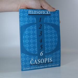 náhled knihy - Filosofický časopis 6. Roč. 47