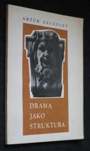náhled knihy - Drama jako struktura