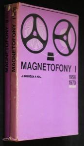 náhled knihy - Magnetofony : I. 1956 až 1970 II. 1971-1975