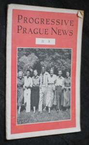 náhled knihy - Progressive Prague news