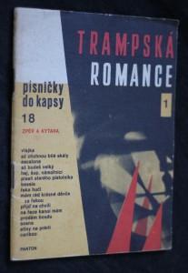 náhled knihy - Trampská romance. 1 : zpěv a kytara