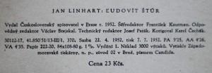 antikvární kniha Ľudovít Štúr, 1952