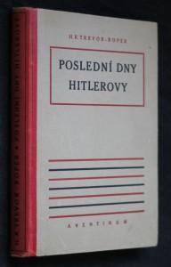 Poslední dny Hitlerovy
