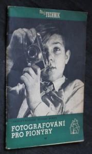 náhled knihy - Fotografování pro pionýry