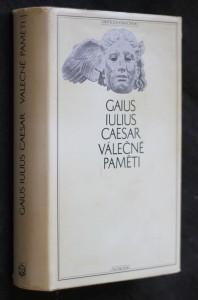 náhled knihy - Válečné paměti : o válce gallské, o válce občanské, alexandrijské, africké a hispánské