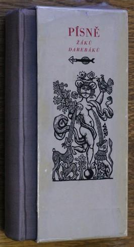 náhled knihy - Carmina scholarium vagorum : Písně žáků darebáků