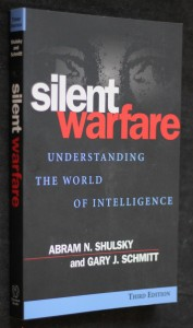 náhled knihy - Silent warfare understanding the world of intelligence