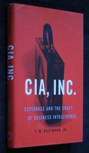 náhled knihy - CIA, INC, espionage and the craft of business intelligence