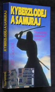 náhled knihy - Kyberzloděj a samuraj