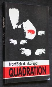 náhled knihy - Quadration : Detektivní sci-fi