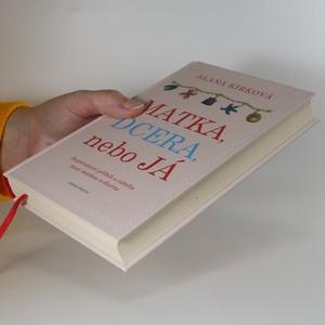 antikvární kniha Matka, dcera, nebo já, 2016