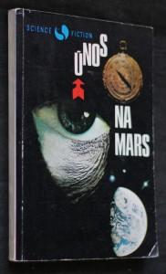 náhled knihy - Únos na Mars