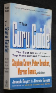 náhled knihy - The guru guide