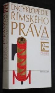 náhled knihy - Encyklopedie římského práva