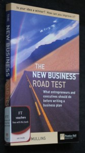 náhled knihy - The new business road test