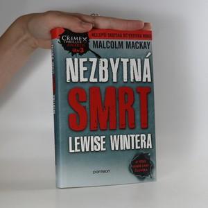 náhled knihy - Nezbytná smrt Lewise Wintera