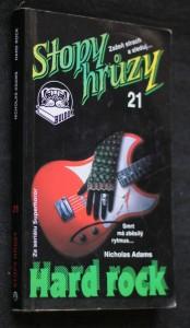 náhled knihy - Hard rock