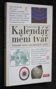 náhled knihy - Kalendář mění tvář : vnímání času v proměnách staletí