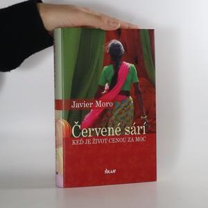 náhled knihy - Červené sárí (slovensky)