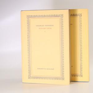 náhled knihy - Ponurý dům (2 svazky)