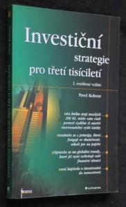 náhled knihy - Investiční strategie pro třetí tisíciletí