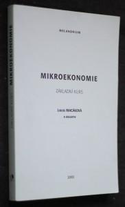 náhled knihy - Mikroekonomie : (základní kurs)